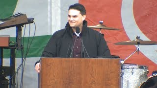 Ben Shapiro Advocates for the Right of the Unborn At The March For Life