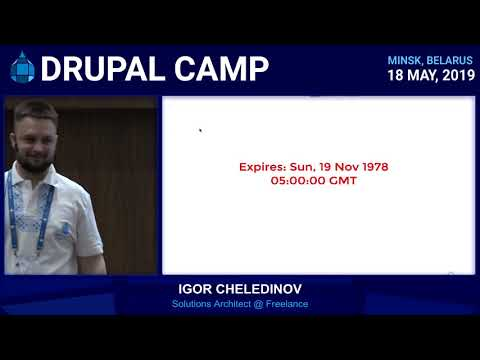 Igor Cheledinov - Drupal Performance Tips: Configs Optimization, Partial Caching, BigPipe And ESI