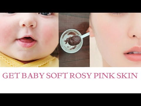 how to get baby skin