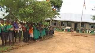 Studietur 2012 - Besøg på Kempega-skolen