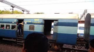 インド/デリーの列車