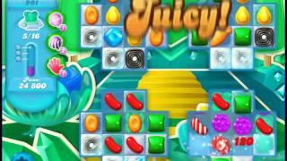 Candy Crush Saga SODA Level 991 CE