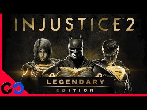 Injustice 2 Edición Legendaria : Premiere Skin de Bruce Wayne?, Nuevo Nivel 30 y Equipo Para TODOS!?