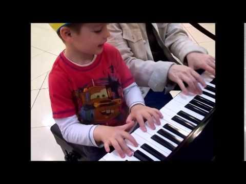 Волшебные клавиши: ФОРТЕПИАНО