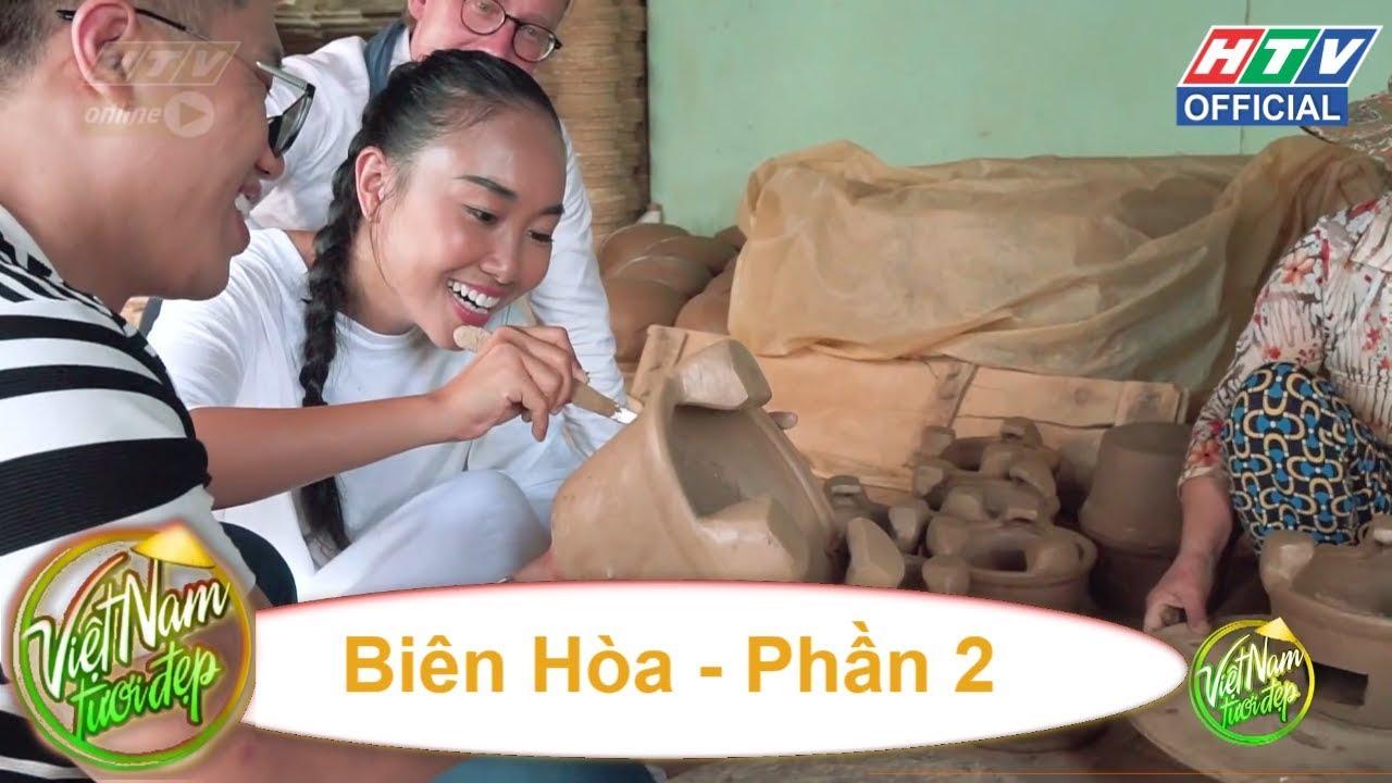 image VIỆT NAM TƯƠI ĐẸP | Gia đình Đoan Trang và MC Quốc Bình về Biên Hòa - P2 | #HTV VNTD