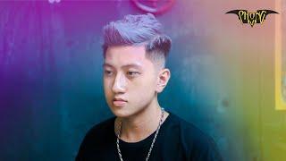 Kiểu tóc và màu nhuộm đẹp chất cho sinh viên! tóc nam đẹp Phong BvB