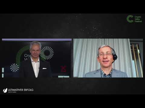 Crypto Valley Festival 2020 – Prof. Dr. Rene Hüsler