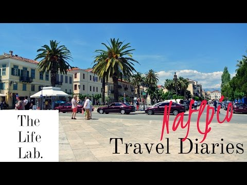 Travel Diaries: Nafplio | Greece | The Life Lab.