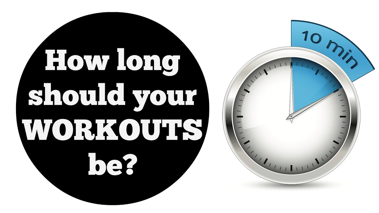 how long should my workout be