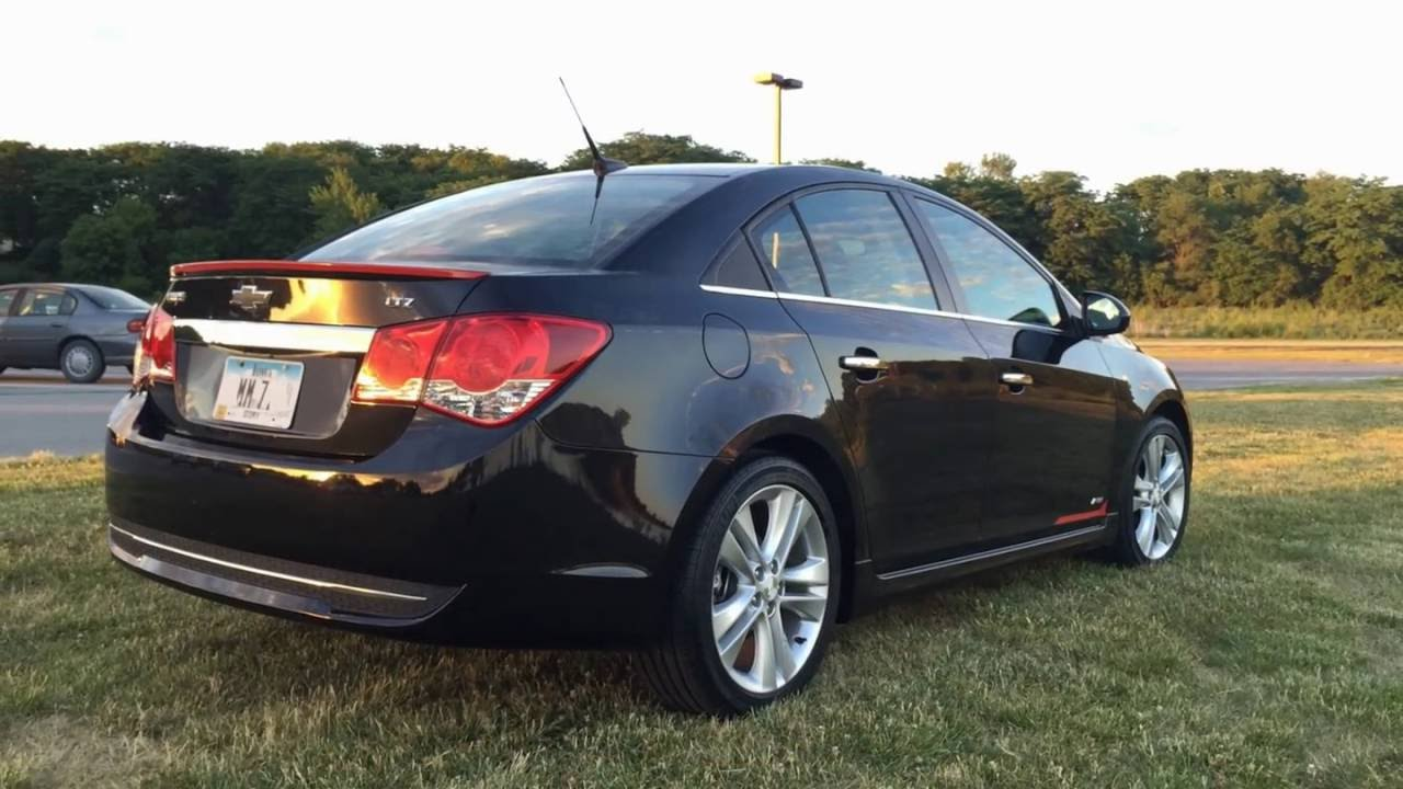 Chevy Cruze Custom >> Decently Customized 2014 Chevrolet Cruze Rs