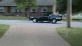 1971 Mach 1 Mustang