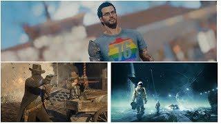В Fallout 76 пожизненно забанили 'Уничтожителя Геев'   Игровые новости