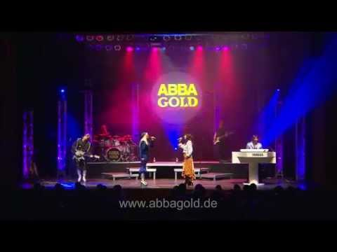 ABBA GOLD  Waterloo,  on stage 032014