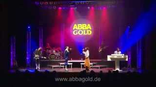 ABBA GOLD - Waterloo, live on stage (03.2014)