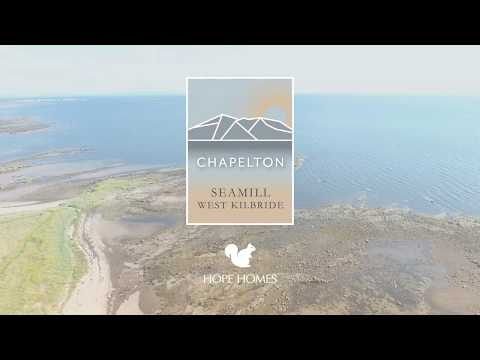 Chapelton, Seamill, West Kilbride - Launching 28th October 2017
