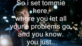 Justin Bieber - Santa claus is coming to town Lyrics