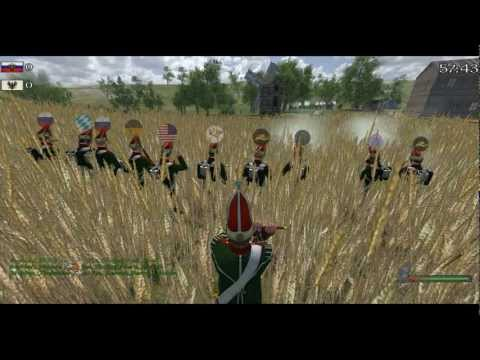 Mount & Blade Wb: NW Line Battle Tuesday 26/Jun/12