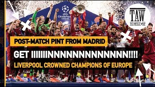 Spurs 0 Liverpool 2 | The Post-Match Pint