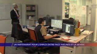 Yvelines | Un partenariat pour l'emploi entre Face Yvelines et le Sevesc