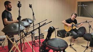 Pangea Music Project - Aguas Salvajes (GUITAR & HANG)