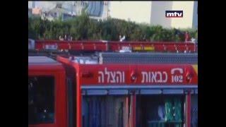 Mid Night News - 18/04/2016 - انفجار حافلة في القدس