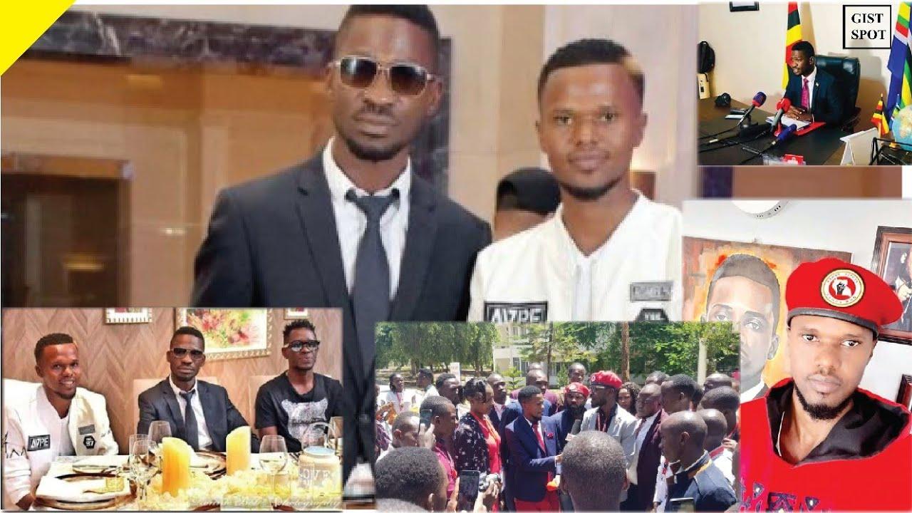 Bobi Wine Finally Speaks Out About Ashburg Kato's Betrayal Of ...