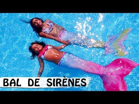 MEGA SURPRISE Pour Jen Et Sa Cousine / Piscine Family Vlog / Les Sirènes