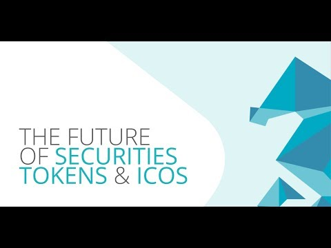 The Future of Security Tokens and ICOs Roundtable with Polymath, StartEngine and Corl
