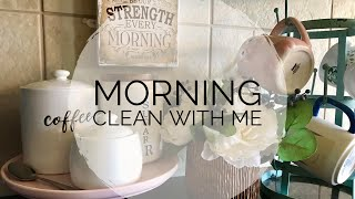 Morning Clean With Me  Cleaning Motivation  Kids Clean with Me