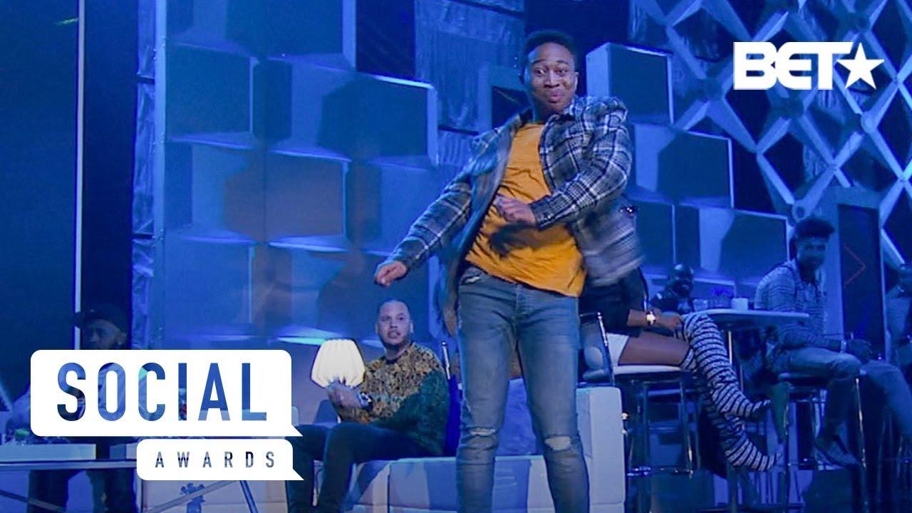 Download Shiggy, Kid The Wiz, DanRue & More Perform the Best Dances of 2018 | Social Awards 2019