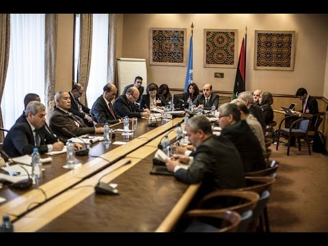 UN-Facilitated Dialogue for peace in Libya