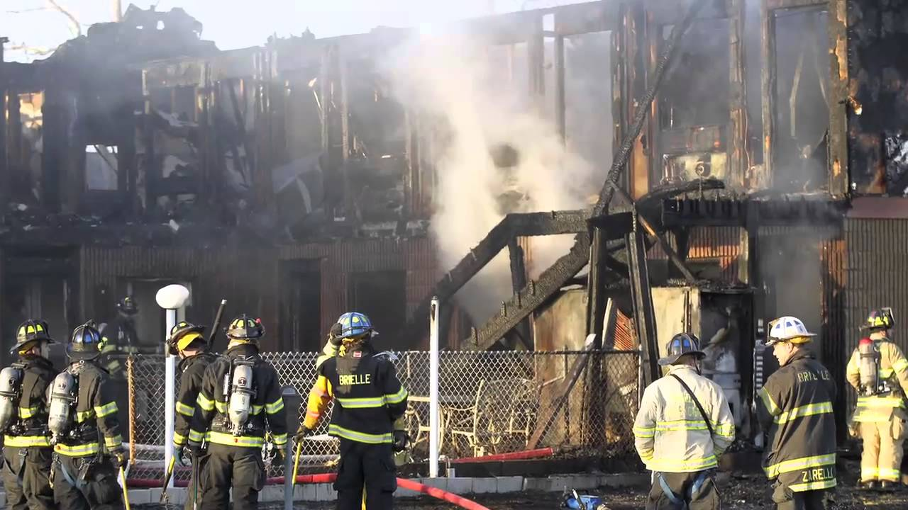 Friends and neighbors react to fire at Point Pleasant ...