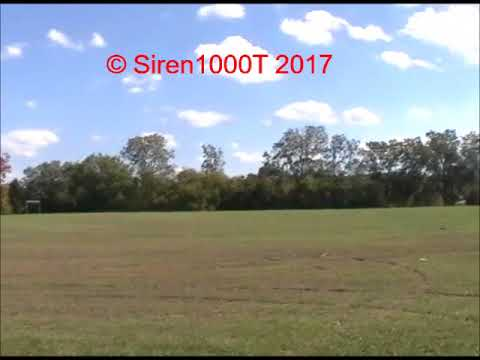 Livonia MI Tornado Siren System Test and surprise 10-7-2017