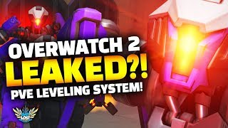 Overwatch 2 Details LEAKED!? - Leveling System! - Mei Cinematic! - New PvP Gamemodes!