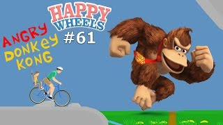 Happy Wheels Part 61 - DONKEY KONG