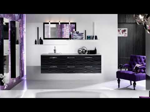 Decorating Ideas for a Lavender Bathroom India