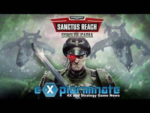 Sanctus Reach: Sons of Cadia Impressions - Episode #1 |