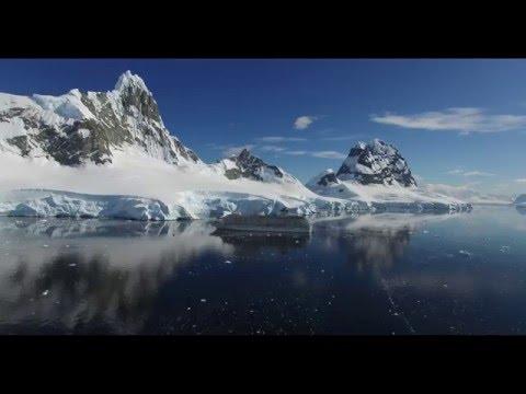 Antarctica like never seen before