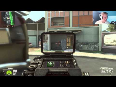 KENNY vs SIMON! (1v1 Gun Game) Call Of Duty: Black Ops 2