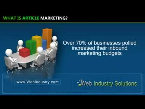 How To Write An Article For Internet Marketing