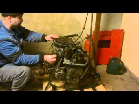 Daewoo Tico motor