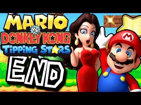 Marla plays mario vs donkey kong part 1 - YouTube