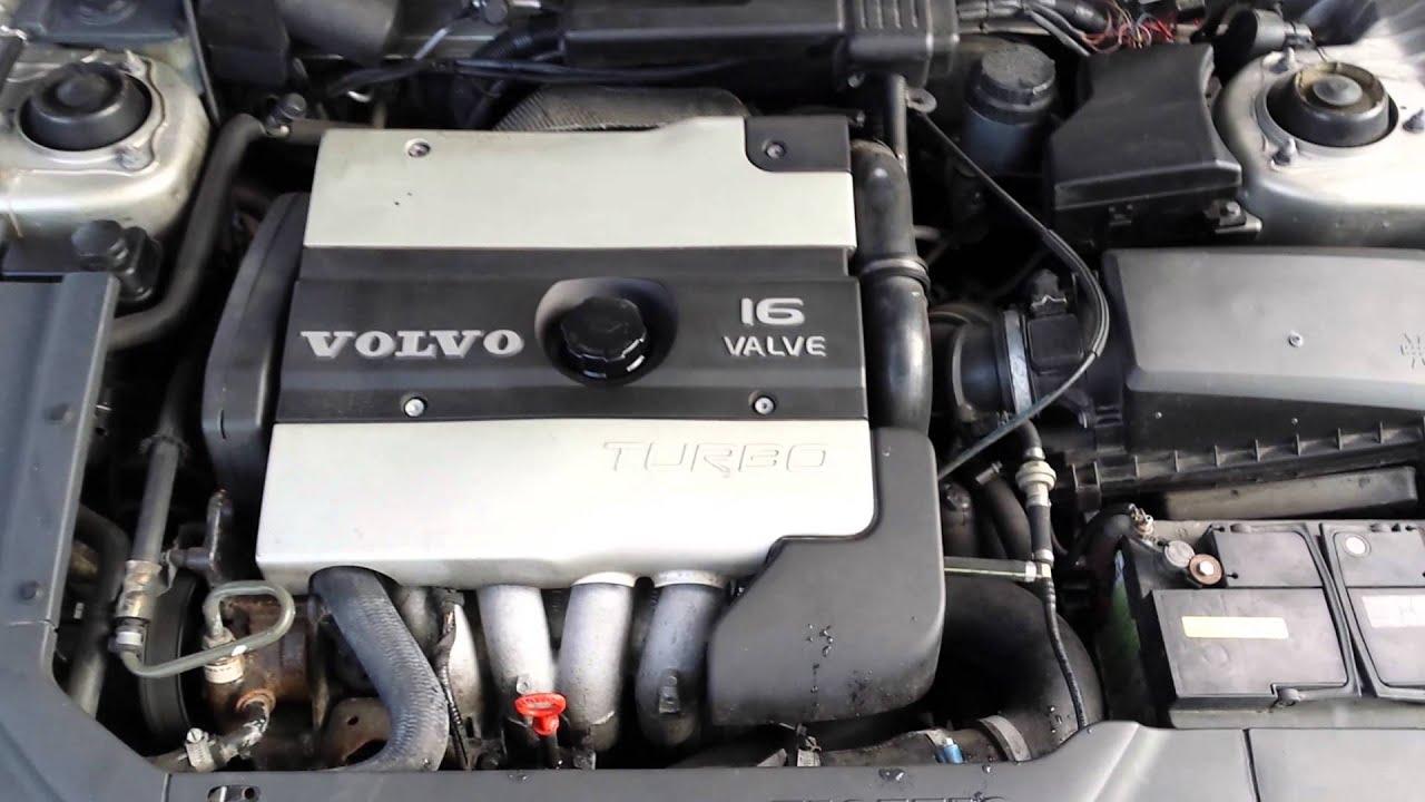 Volvo S40 T4 200hp 1 9turbo Engine