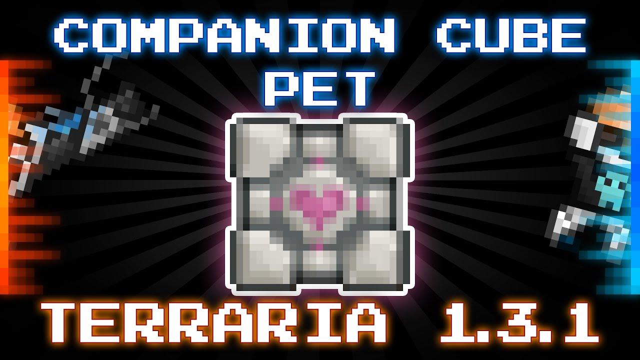terraria how to get a pet