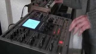 Vinilovintage Studios SET LIVE Roland MC-909 & Microkorg