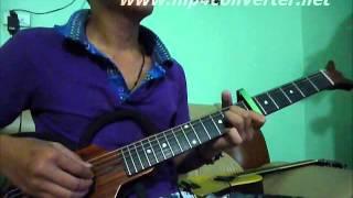 tình con yêu chúa guitar cover