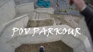 POV Parkour Run