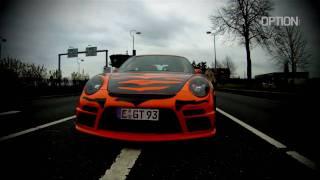 Teaser Test Drive Porsche 9ff GTurbo 1200 (Option Auto)