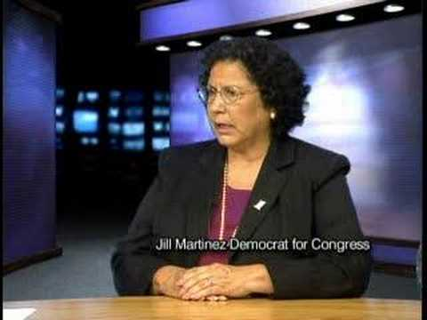 Democrat Martinez on War in Iraq