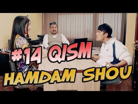 Ham Dam SHOU 14-soni (09.08.2017) | Хам Дам ШОУ 14-сон